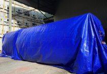 Covershield 9000 Tarp for Fumigation